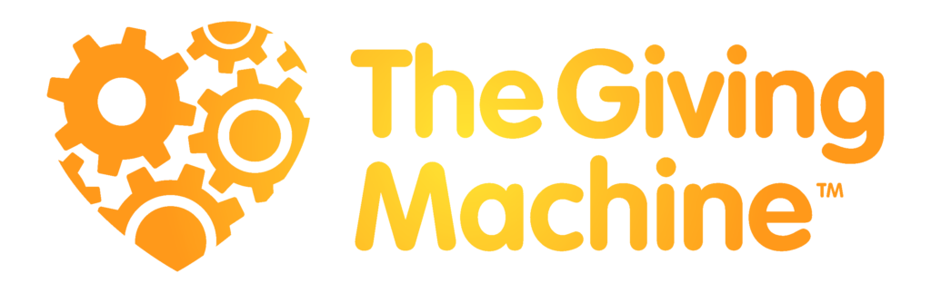 Giving Machine Logo and link